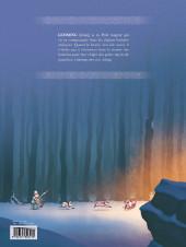 Verso de Lemmings -2- Les gemmes bleues