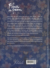 Verso de À fleur de peau (Alessandra) - A fleur de peau