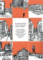 Verso de Rouen par cent chemins différents