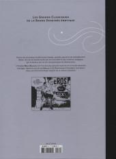 Verso de Les grands Classiques de la Bande Dessinée érotique - La Collection -6479- Le Kâma Sûtra