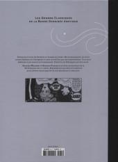 Verso de Les grands Classiques de la Bande Dessinée érotique - La Collection -6560- Paulette - Tome 4