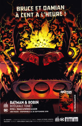 Verso de Justice League - Récit Complet (DC Presse) -9- Titans : La Chute de Troy