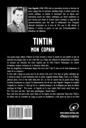 Verso de Tintin - Divers -a- Tintin, mon copain