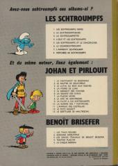 Verso de Les schtroumpfs -6a70- Le Cosmoschtroumpf