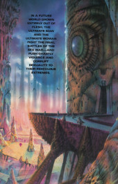 Verso de World Without End (1990) -1- The Moon Also Rises...