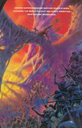 Verso de World Without End (1990) -2- I Am Bruthur Bons!