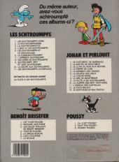 Verso de Les schtroumpfs -10a1983/06- La soupe aux schtroumpfs