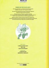 Verso de Lucky Luke -7TL- L'élixir du Docteur Doxey