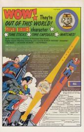 Verso de Wonder Woman Vol.1 (DC Comics - 1942) -298- Catacombs