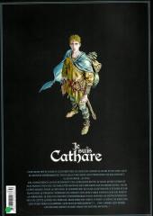 Verso de Je suis Cathare -INT2- L'intégrale - Tomes 5 à 7