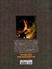 Verso de Savage Sword of Conan (The) - La Collection (Hachette) -24- Les démons des flammes !