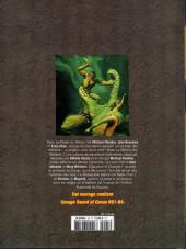 Verso de Savage Sword of Conan (The) - La Collection (Hachette) -25- Le palais du plaisir !