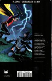 Verso de DC Comics - La légende de Batman -2649- Batman contre Robin
