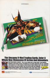 Verso de X-Men Classic (1990) -47- Demon