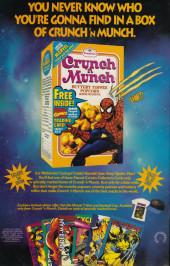 Verso de X-Men Classic (1990) -97- Warhunt 2