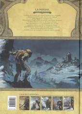 Verso de Orcs & Gobelins -5- La Poisse