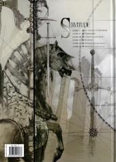 Verso de Servitude -3a- Livre III - L'Adieu aux Rois