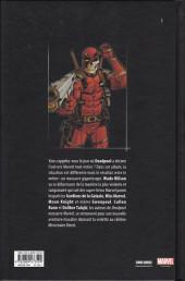 Verso de Deadpool (Marvel Dark) -6- Deadpool re-massacre Marvel