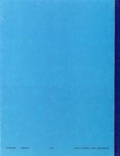 Verso de Bob et Bobette (Collection série bleue) -5- Les martiens sont là!