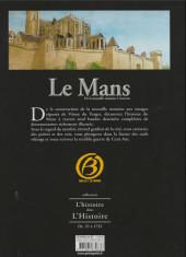 Verso de Le Mans -1- De la muraille romaine à Scarron - De -51 à 1732