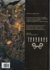 Verso de Ténèbres (Bec/Iko) -5- Créatures