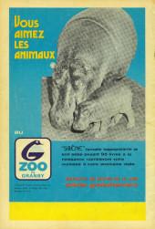 Verso de Le monstre de Frankenstein (Éditions Héritage) -7- La fureur d'un maniaque!