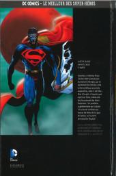 Verso de DC Comics - Le Meilleur des Super-Héros -HS10- Justice League - Infinite Crisis - 3e partie