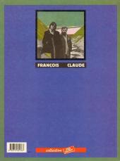 Verso de Métamorphoses (Schuiten/Renard) -2a1986- Le rail