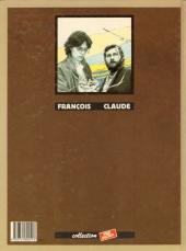 Verso de Métamorphoses (Schuiten/Renard) -1a1987- Aux médianes de Cymbiola
