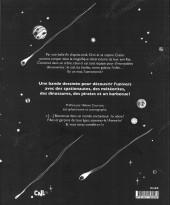 Verso de Le super week-end de l'espace