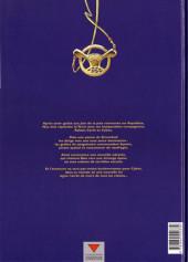 Verso de Aquablue -6a01- Étoile blanche - Première partie