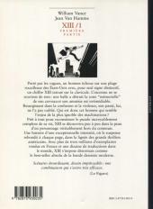 Verso de XIII (Niffle) -1- L'intégrale / 1