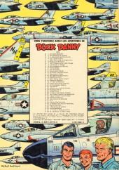 Verso de Buck Danny -39- Requins en mer de Chine