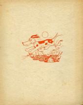 Verso de (AUT) Tillieux - Aventures de paillasson