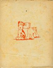 Verso de (AUT) Tillieux - Paillasson rencontre paradis