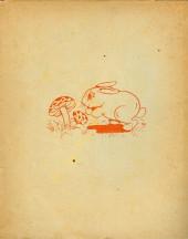 Verso de (AUT) Tillieux - Le complot des lapins
