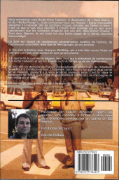 Verso de (AUT) Hubinon - Victor Hubinon, chronologie d'une vie