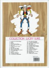 Verso de Lucky Luke -8g2014- Phil Defer