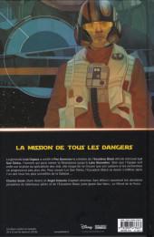Verso de Star Wars - Poe Dameron -5- La légende Retrouvée