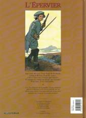 Verso de L'Épervier (Pellerin) -1a2003- Le Trépassé de Kermellec