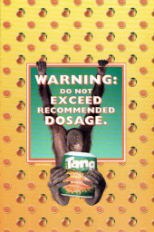 Verso de Howard the Duck (2002) -2- Endangered species