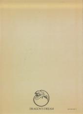 Verso de (AUT) Jones, Jeff -1981- Yesterday's Lily