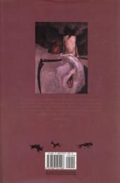 Verso de (AUT) Jones, Jeff -2000- Jeffrey Jones Sketchbook
