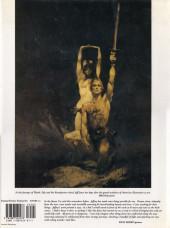 Verso de (AUT) Jones, Jeff -2002- The Art of Jeffrey Jones