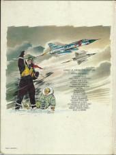 Verso de Tanguy et Laverdure -4b79- Escadrille des cigognes