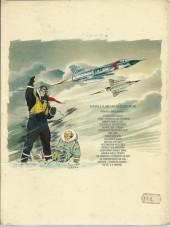 Verso de Tanguy et Laverdure -5d1974- Mirage sur l'Orient