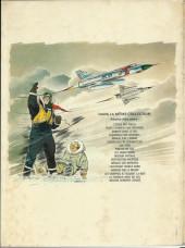 Verso de Tanguy et Laverdure -11a72- Destination Pacifique