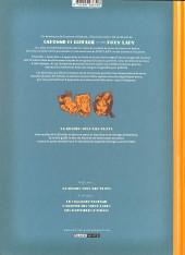 Verso de Garonne et Guitare contre Foxy Lady -3- La Bruges Sous-Les-Flots
