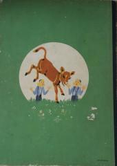 Verso de Bécassine -17b1949- Bécassine fait du scoutisme