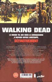 Verso de Walking Dead -30- Nouvel ordre mondial !